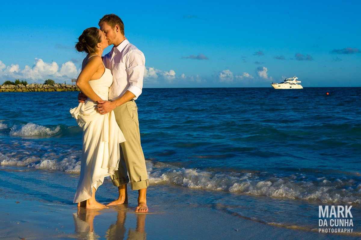 Lucaya Grand Bahama Island Bahamas Wedding